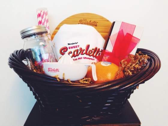 Wonderful Sweet Scarletts Giveaway